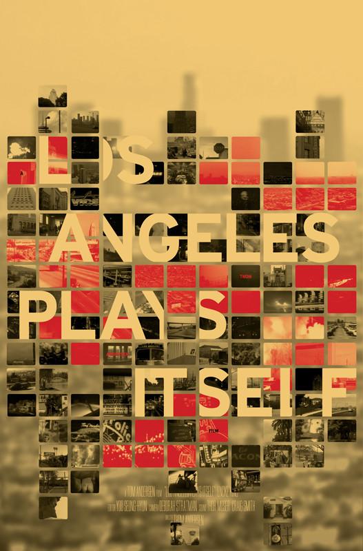 Arquitectura en el Cine: Los Angeles plays itself / CCAU