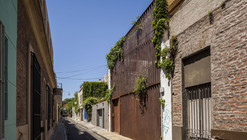 Pasaje Cabrer Collective Housing / AFRa