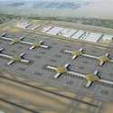 LESLIE JONES ARCHITECTURE TO DESIGN INTERNATIONAL AIRPORT FOR DUBAI WORLD CENTRAL