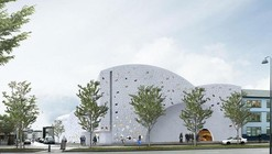 Henning Larsen Receives Planning for Danish Mosque