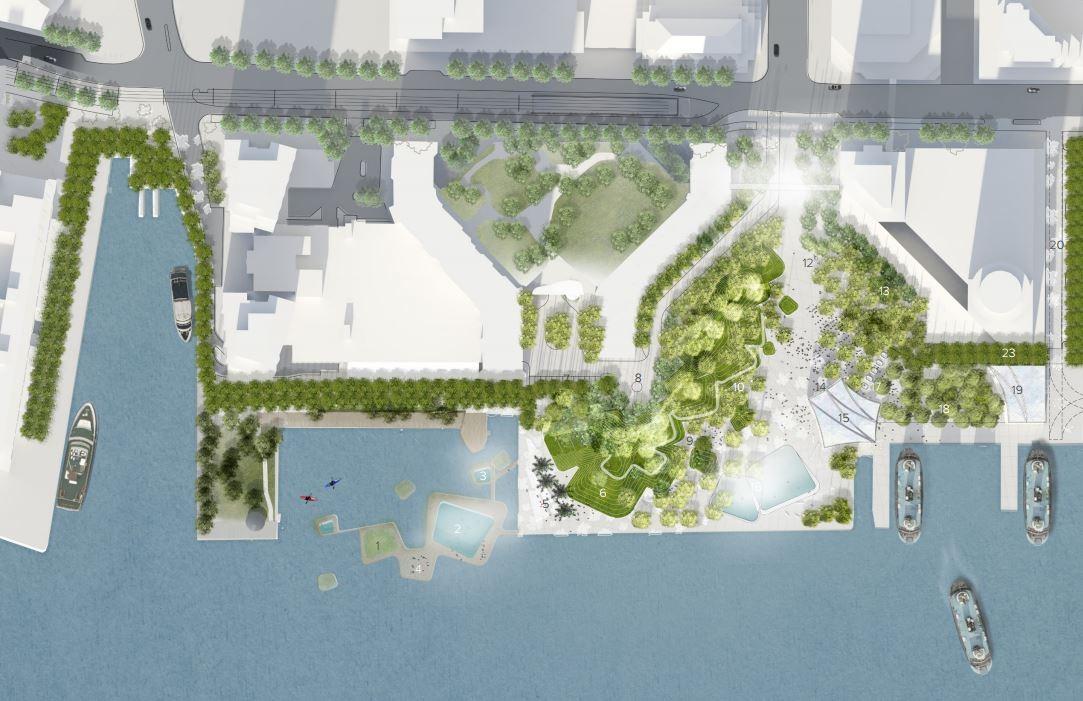 Riverside Landscape Design