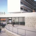 4° Pré-classificado no concurso para Osasco - Moretti Engenharia Consultiva . Image Cortesia de IAB-SP