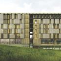 3° Pré-classificado no concurso para São José dos Campos - Dal Pian Arquitetos Associados. Image Cortesia de IAB-SP