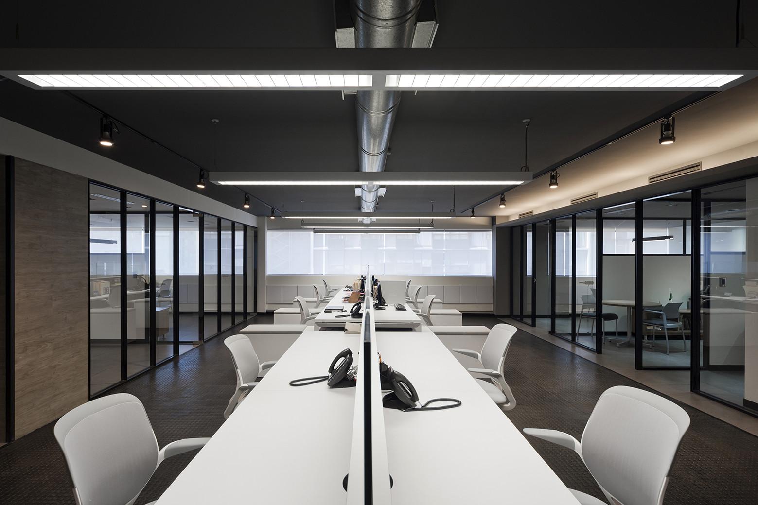 Oficinas ravago muehlstein mexico eli neumann - Arquitectos madrid 2 0 ...