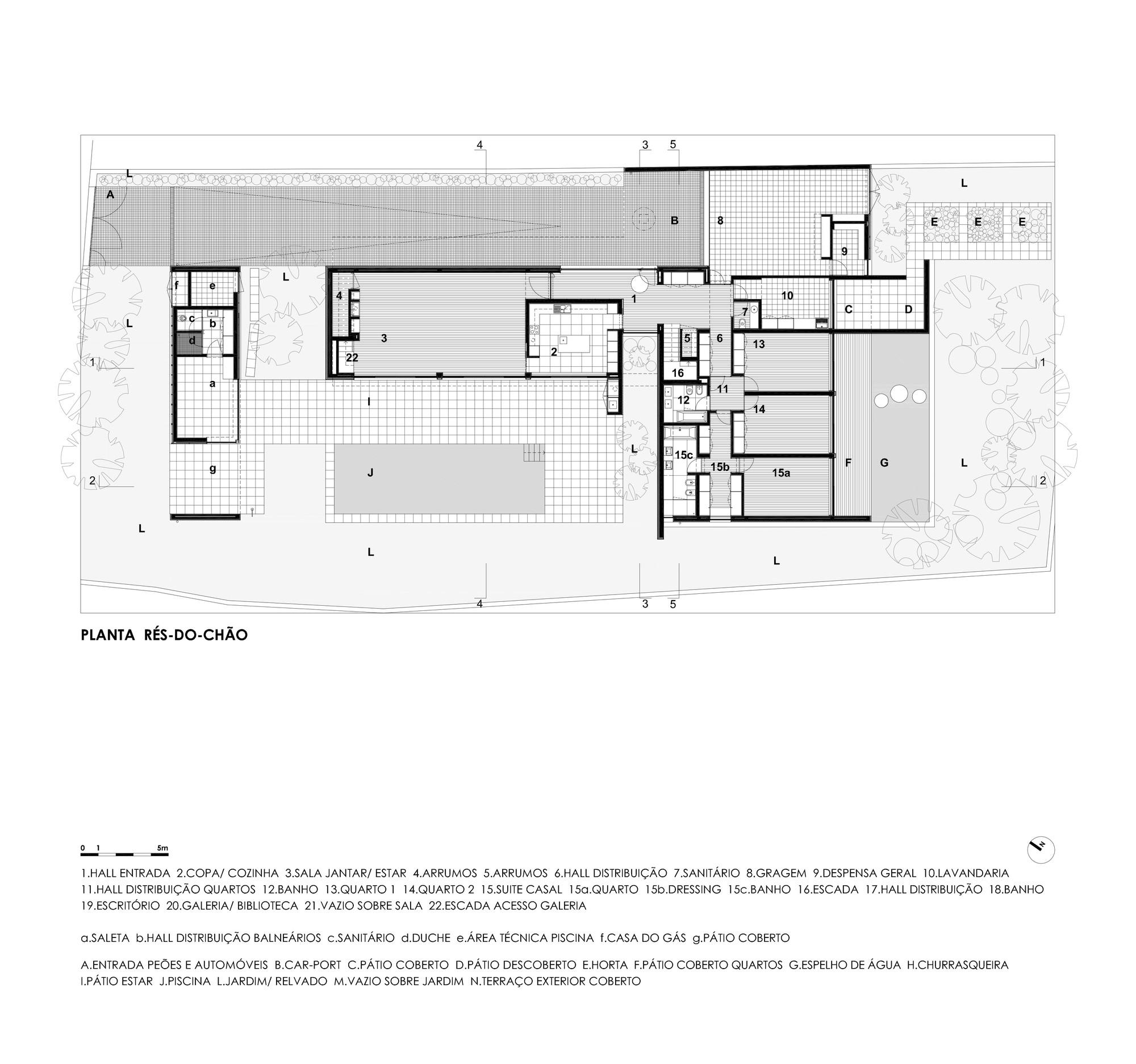 Luxury Floor Plan