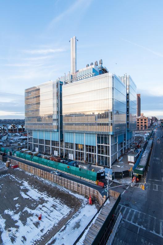 En 2016 se inaugurará centro de ciencias diseñado por Renzo Piano en la Universidad de Columbia, Esquina noreste. Imagen cortesía de Field Condition