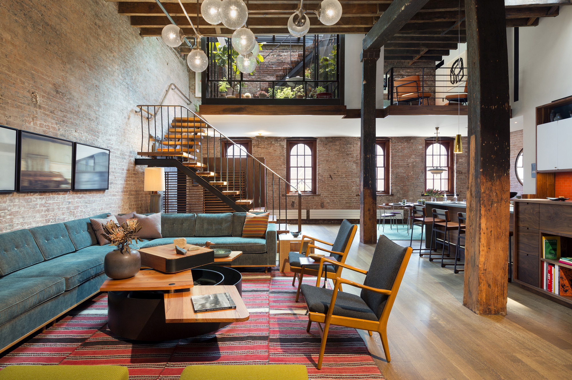 Tribeca Loft / Andrew Franz Architect
