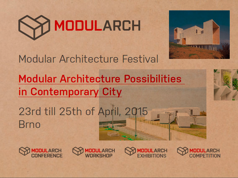 ModulARCH Festival of Modular Architecture, Courtesy of Arch for People