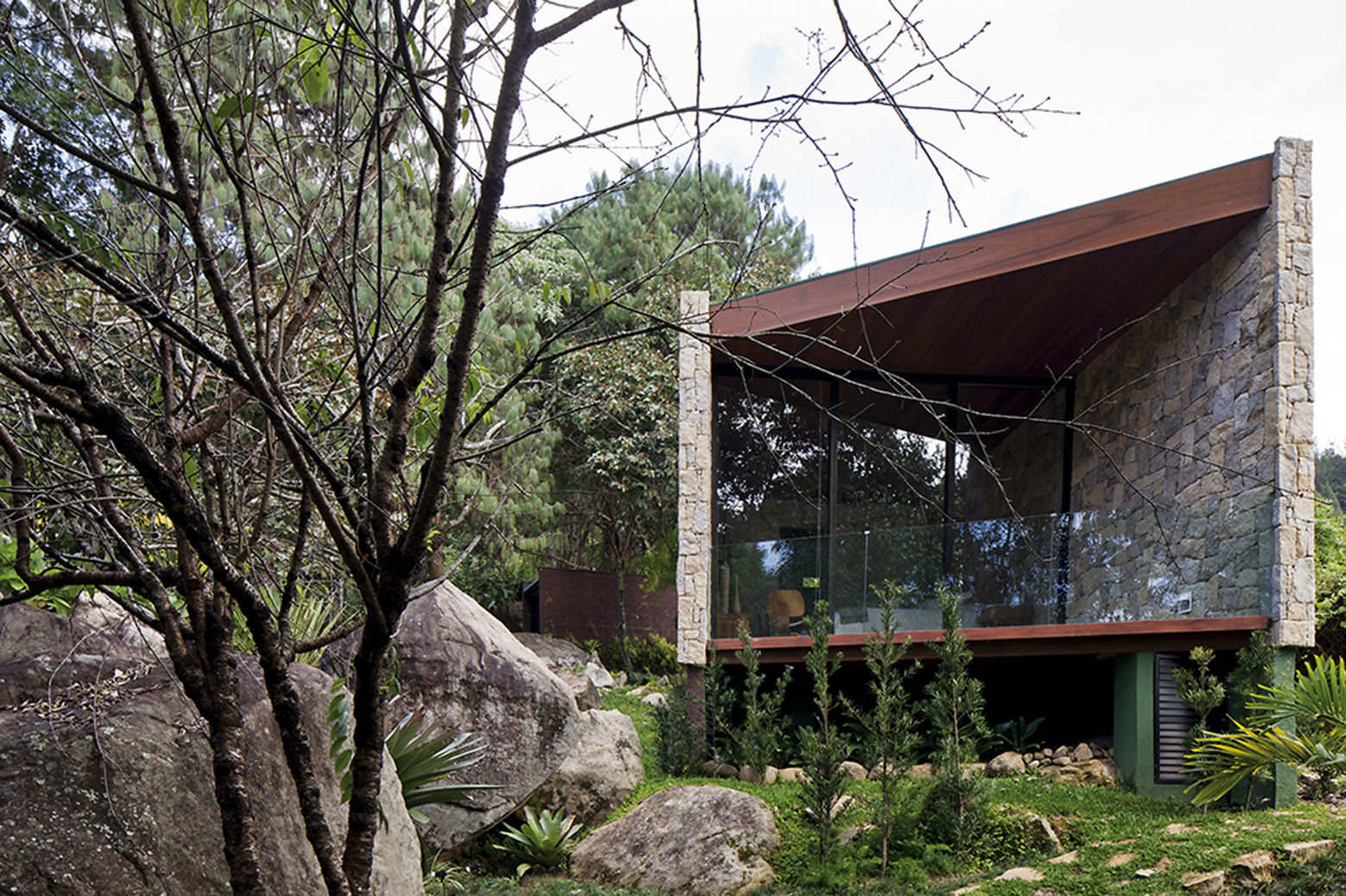 Writer's Retreat / Architectare , © Leonardo Finotti