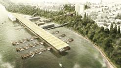 'Ensalada de Frutas', la disolución entre infraestructura, arquitectura y territorio urbano