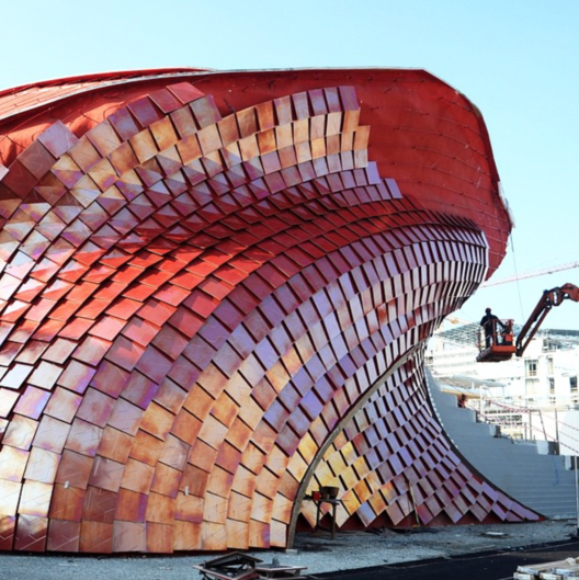 Pavilion of Vanke. Image Courtesy of Milan Expo 2015 / Archilovers