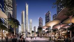 SOM Masterplans Egypt's New Capital City