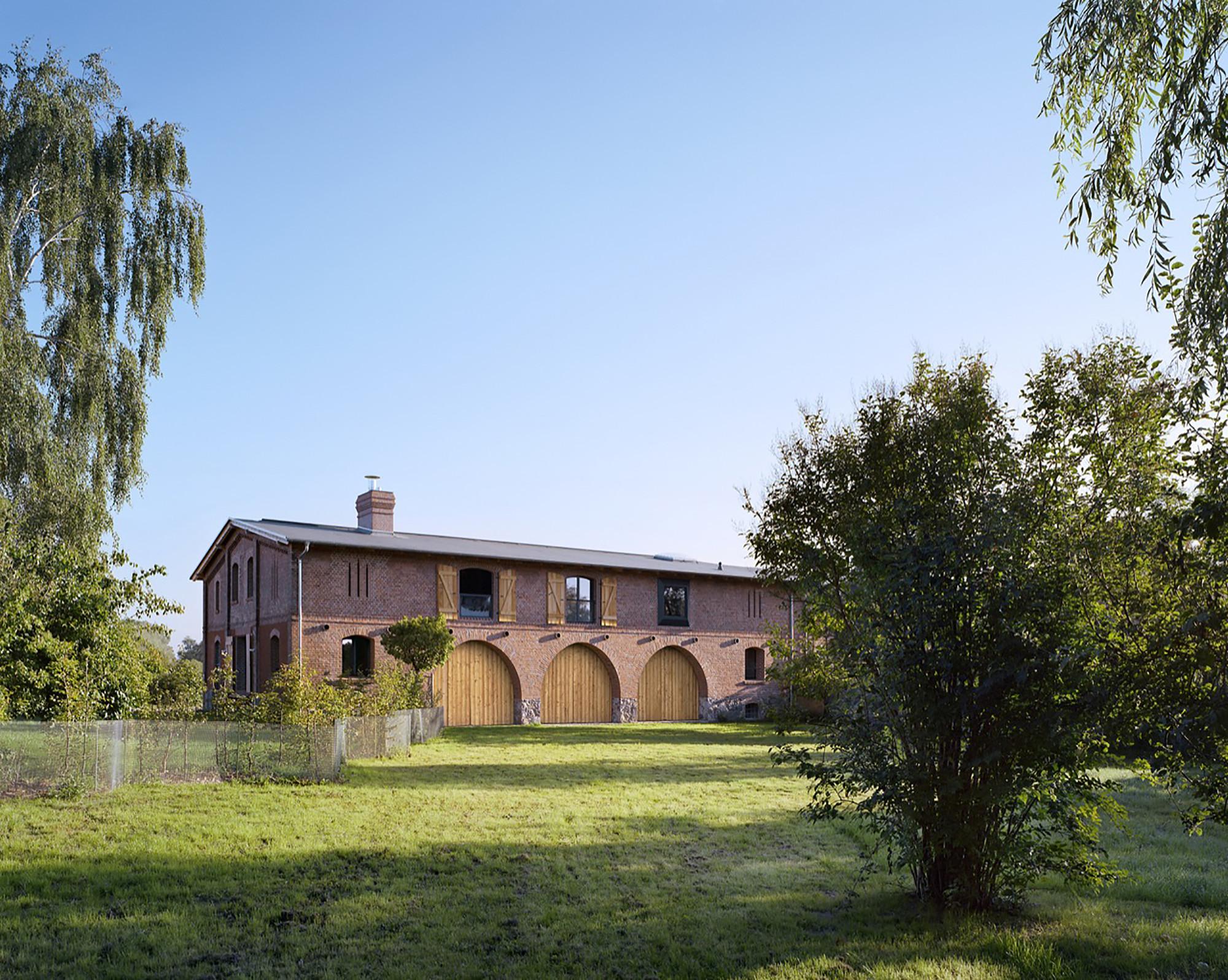 Gallery Of Landhaus Thomas Kroger Architekt 6