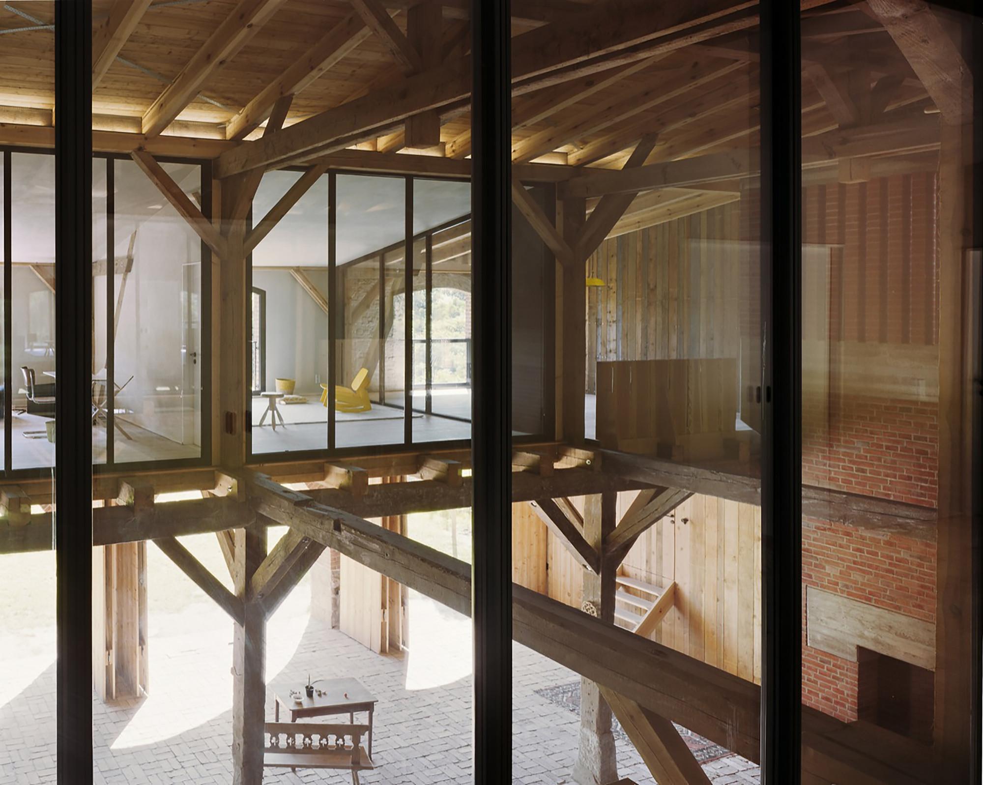 gallery of landhaus thomas kr ger architekt 10. Black Bedroom Furniture Sets. Home Design Ideas
