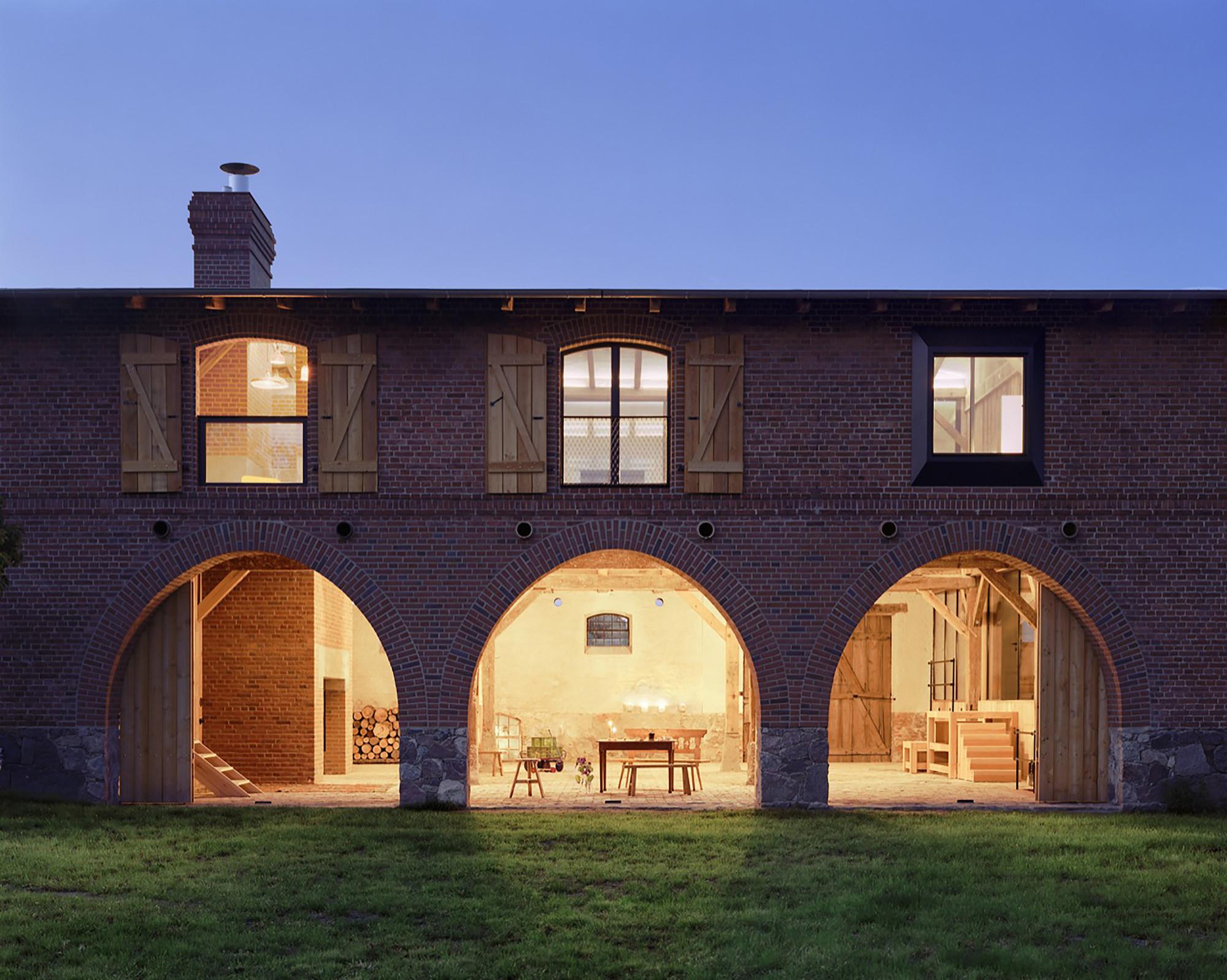 Landhaus Thomas Kroger Architekt Archdaily
