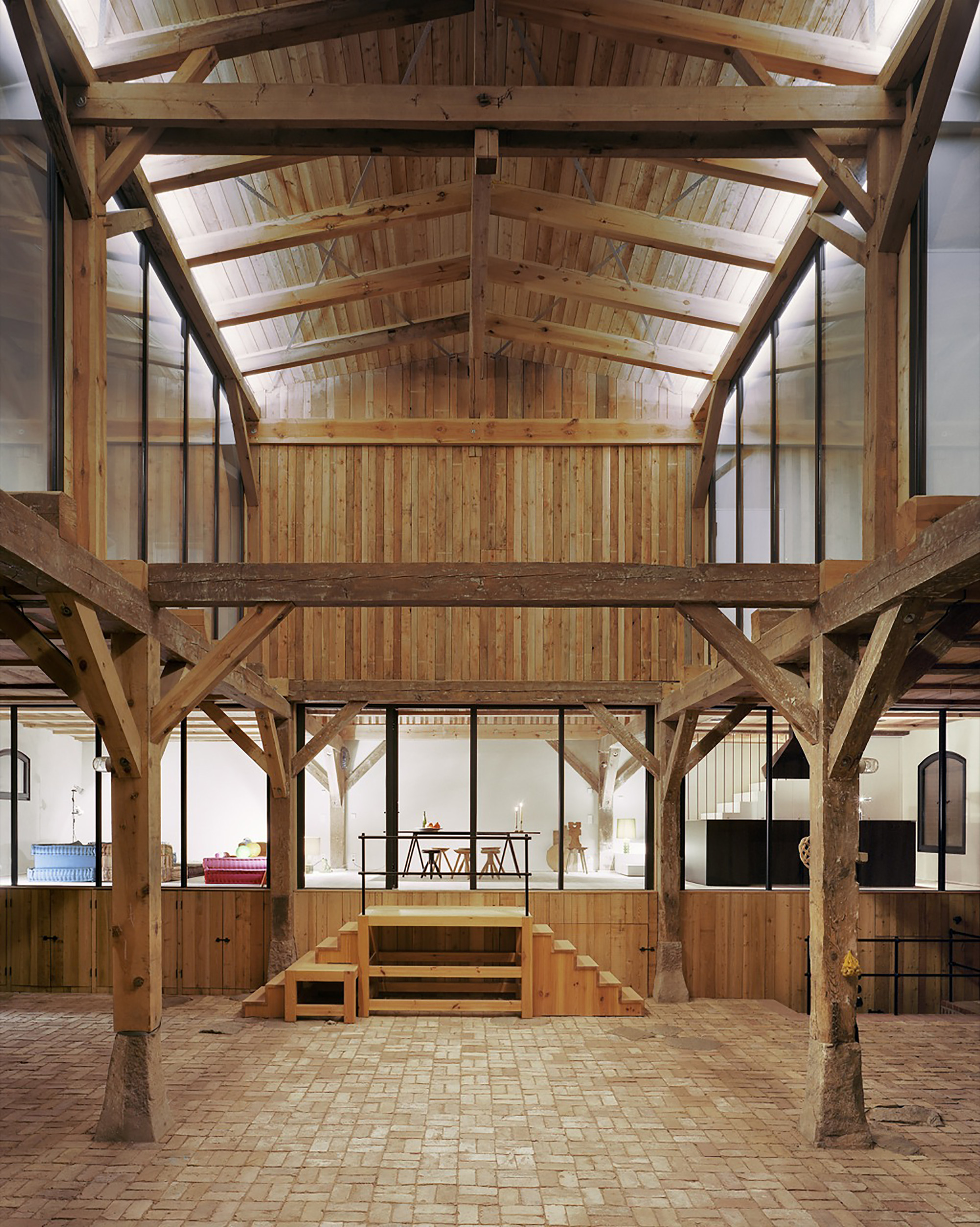 garage barn ideas - Gallery of LANDHAUS Thomas Kröger Architekt 13