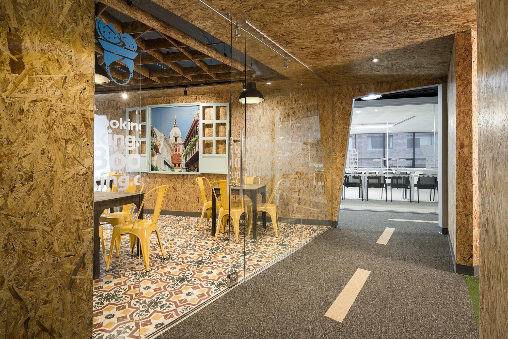 Galer A De Proyecto Booking Aei Arquitectura E