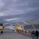 A Cidade da Cultura / Eisenman Architects. Imagem © Duccio Malagamba