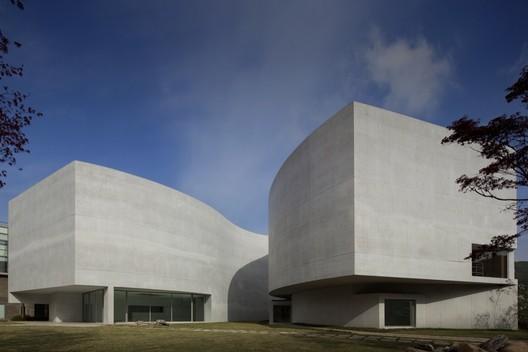 Museu Mimesis / Alvaro Siza + Castanheira & Bastai + Jun Sung Kim. Imagem © Fernando Guerra I FG+SG