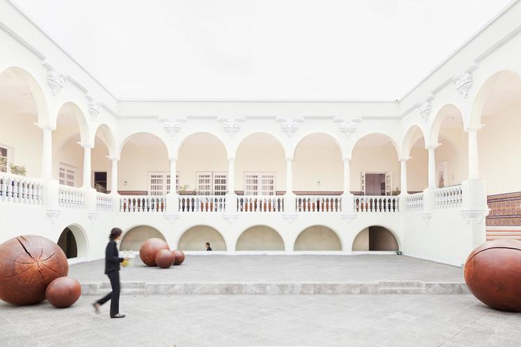 Restaurante Astrid e Gastón Casa Moreyra / 51-1 arquitectos, © PHOSS – Antonio Sorrentino & Iván Salinero