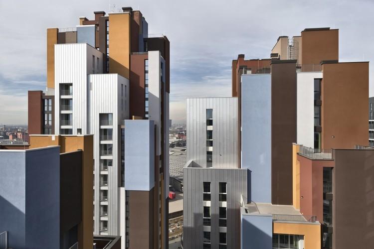 Conjunto Residencial Cascina Merlata / Mario Cucinella Architects, © Guido Maria Isolabella