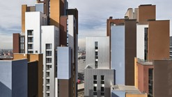 Conjunto Residencial Cascina Merlata / Mario Cucinella Architects