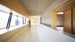 Renovação e Extensão do Ginásio em Vagney / Abc Studio Architects + Christian Vincent Architect