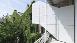 Bridge of Sighs / Mei architecten
