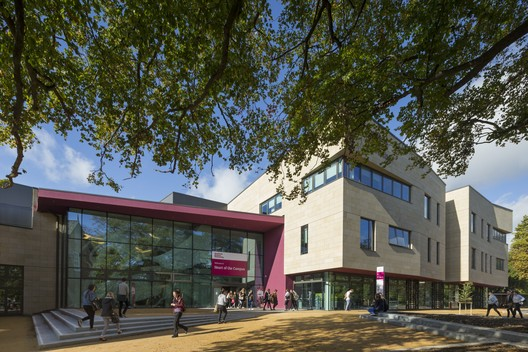 Sheffield Hallam University, Heart of the Campus, Sheffield / HLM Architects. Imagem © Martine Hamilton Knight