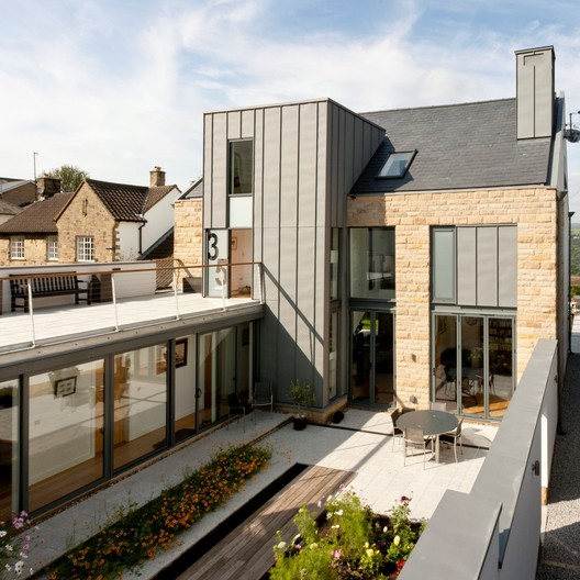 35 Ben Rhydding Road, Ilkley / Halliday Clark Architects. Imagem © Camera Crew