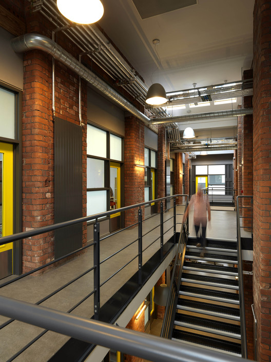 Sum Studios, Sheffield / Studio Gedye. Imagem © Sum Studios