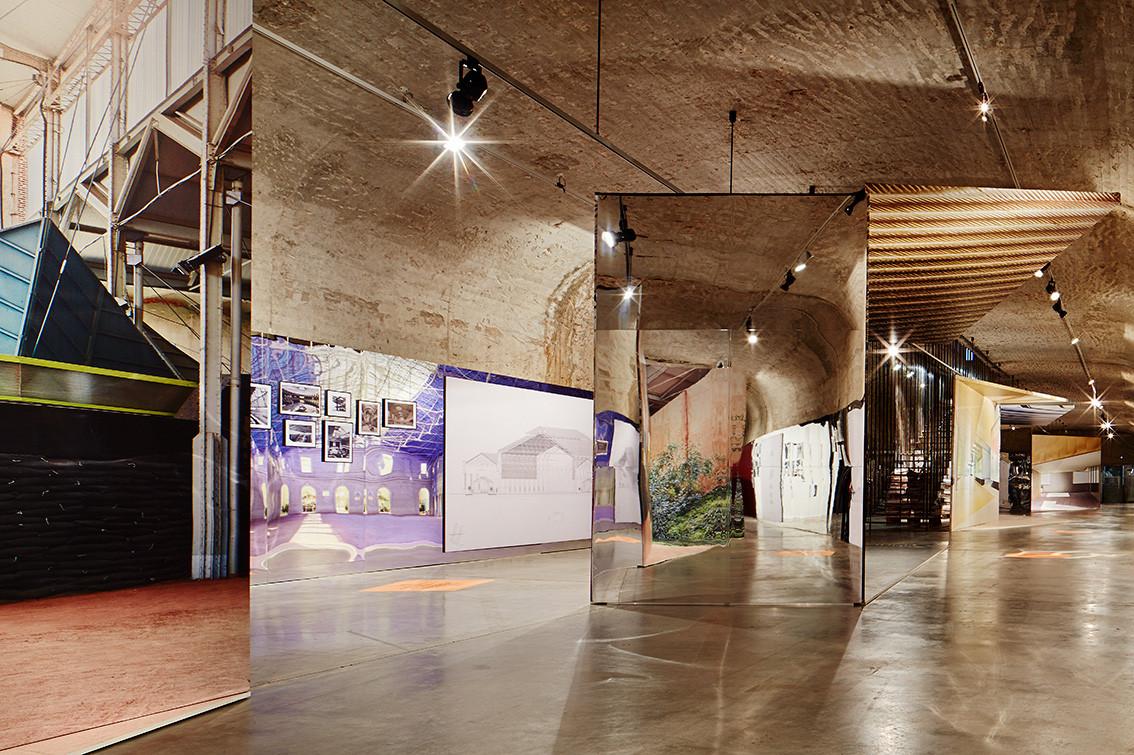 Interior en madrid los 12 espacios interiores recreados - Arquitectura de interiores madrid ...
