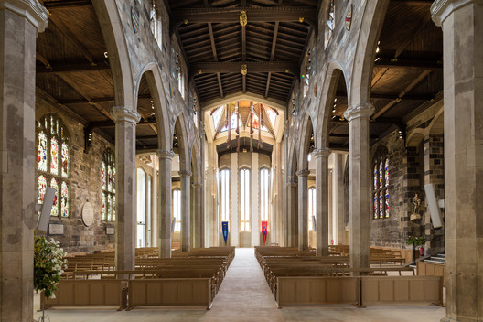 Sheffield Cathedral, Sheffield / Thomas Ford and Partners. Imagem © Exposure Property Marketing