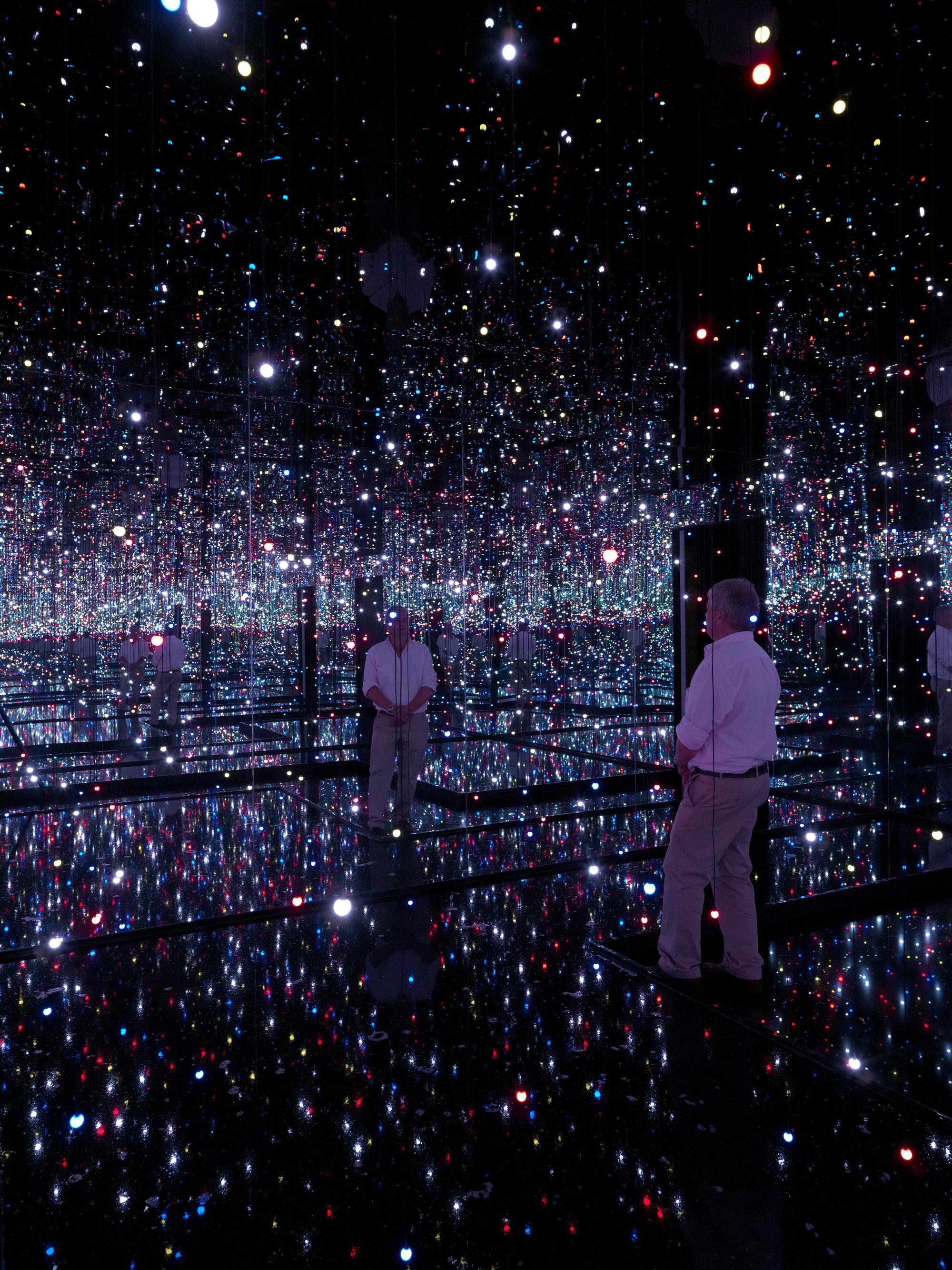 Galer 237 A De Arte Y Arquitectura El Espacio Infinito De