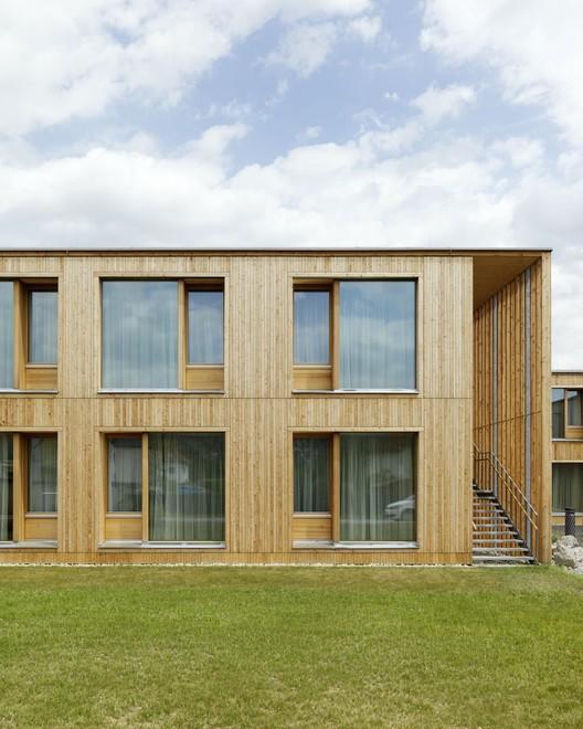 Peter Rosegger Nursing Home / Dietger Wissounig Architekten. Imagem © Paul Ott