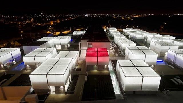 Vídeo: Complejo Social en Alcabideche / Guedes Cruz Arquitectos