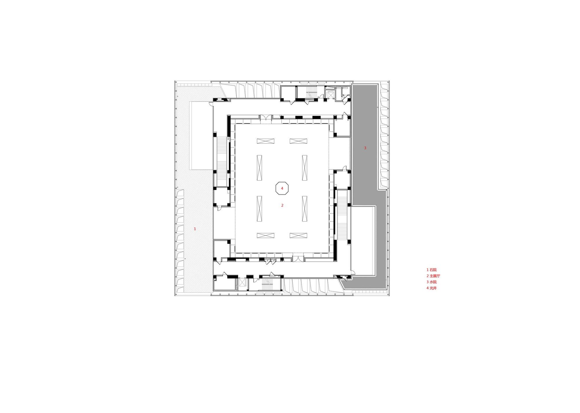Gallery Of Fan Zeng Art Gallery Original Design Studio 25