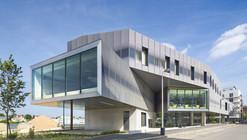 Mediateca Choisy-Le-Roi / Atelier d'Architecture Brenac-Gonzalez