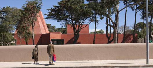 """The Hombroich Foundation Presents """"Souto de Moura 1980 - 2015"""", Casa das Historias - Museu Paula Rego / Eduardo Souto de Moura. Image © Luis Ferreira Alves"""