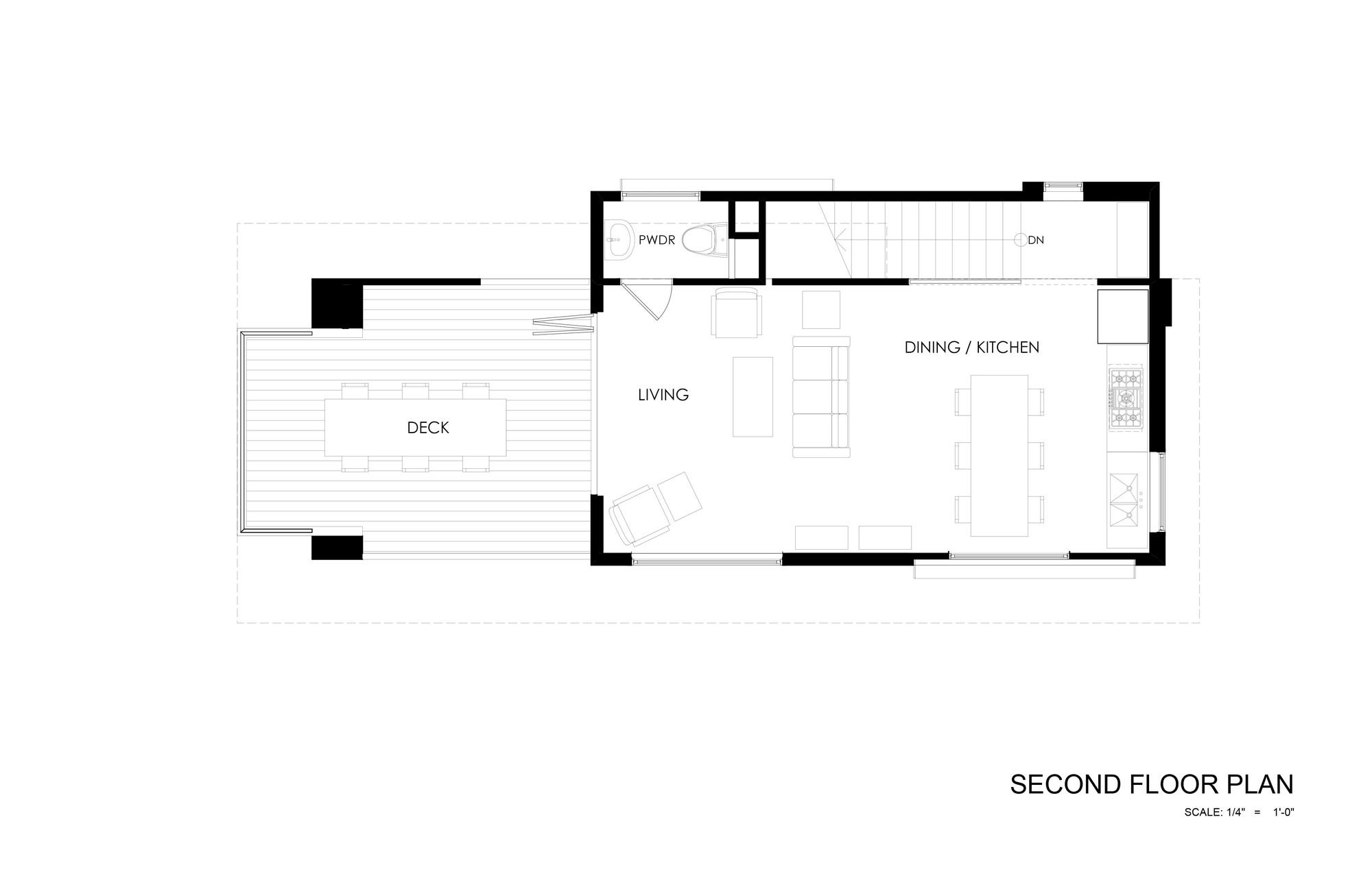 Gallery of 510 cabin hunter leggitt studio 23 for Studio cabin plans