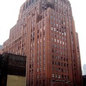 60 Hudson Street, formerly the Western Union building, has become one of the most important internet hubs in the eastern U.S. Image © Wikipedia user Beyond my Ken