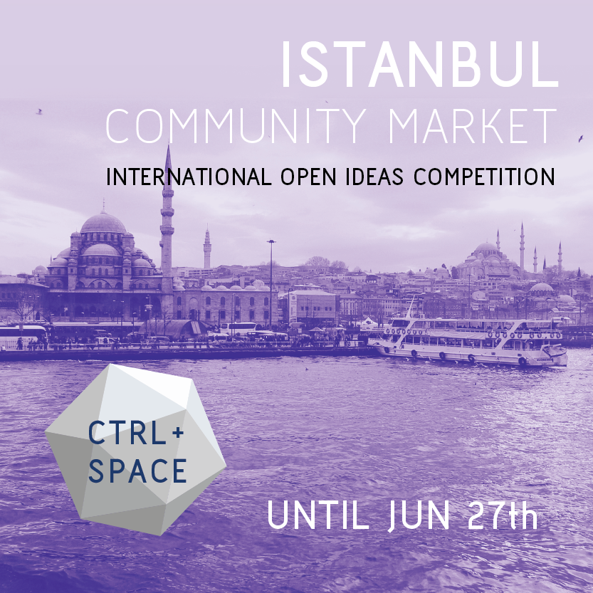 Open Call: Istanbul Community Market Ideas Competition, Courtesy of CTRL+SPACE