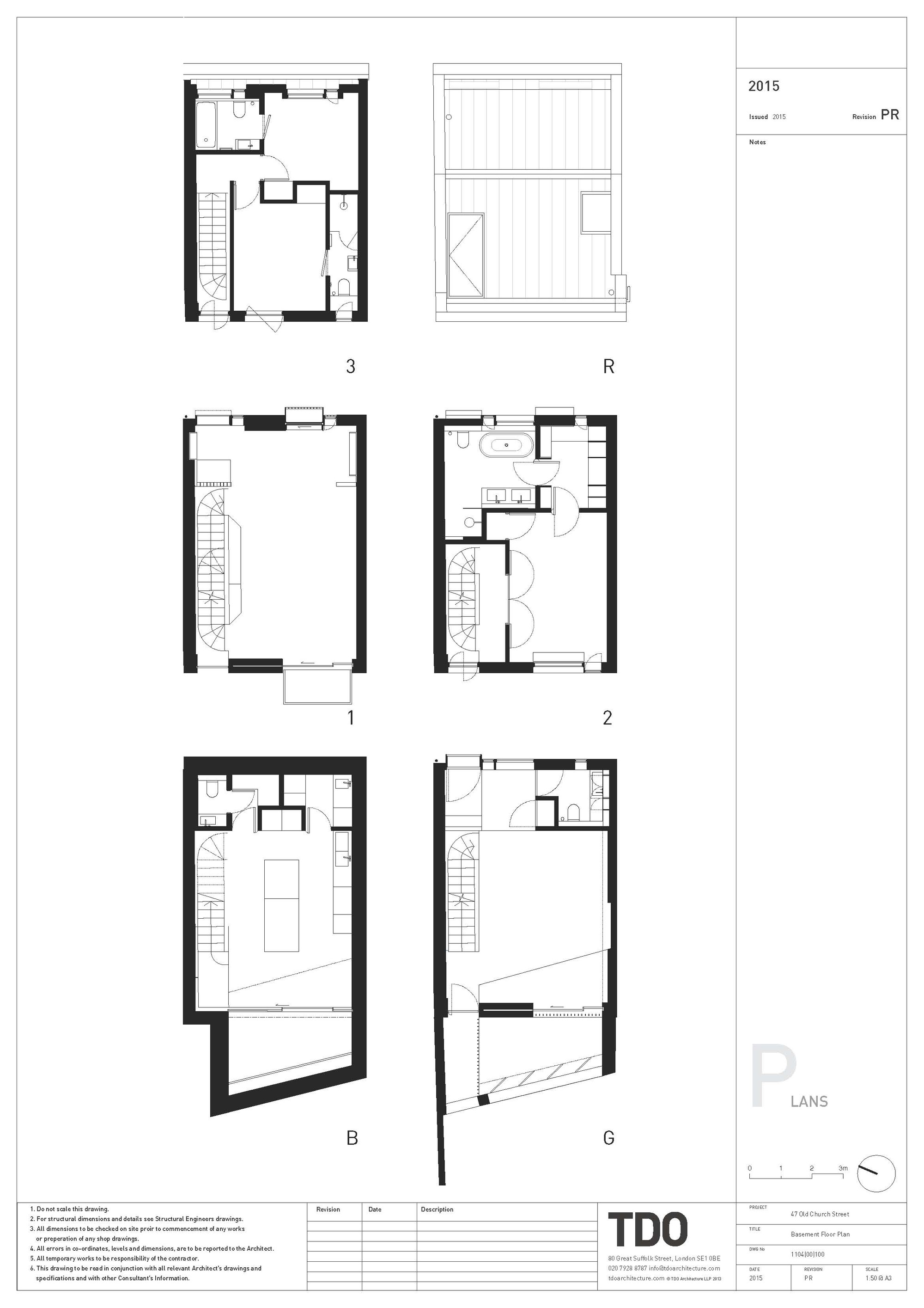 architect floor plans gallery of church town house tdo architecture 10148