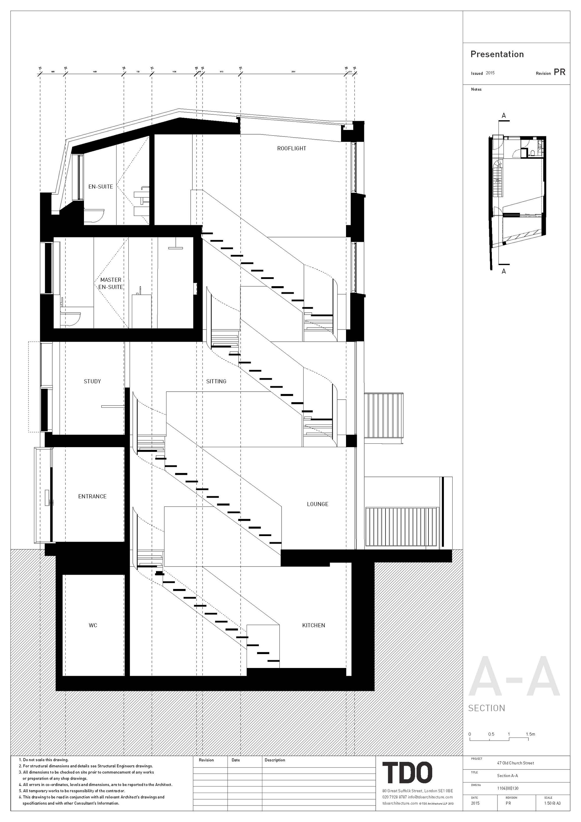 gallery of old church street town house tdo architecture 18