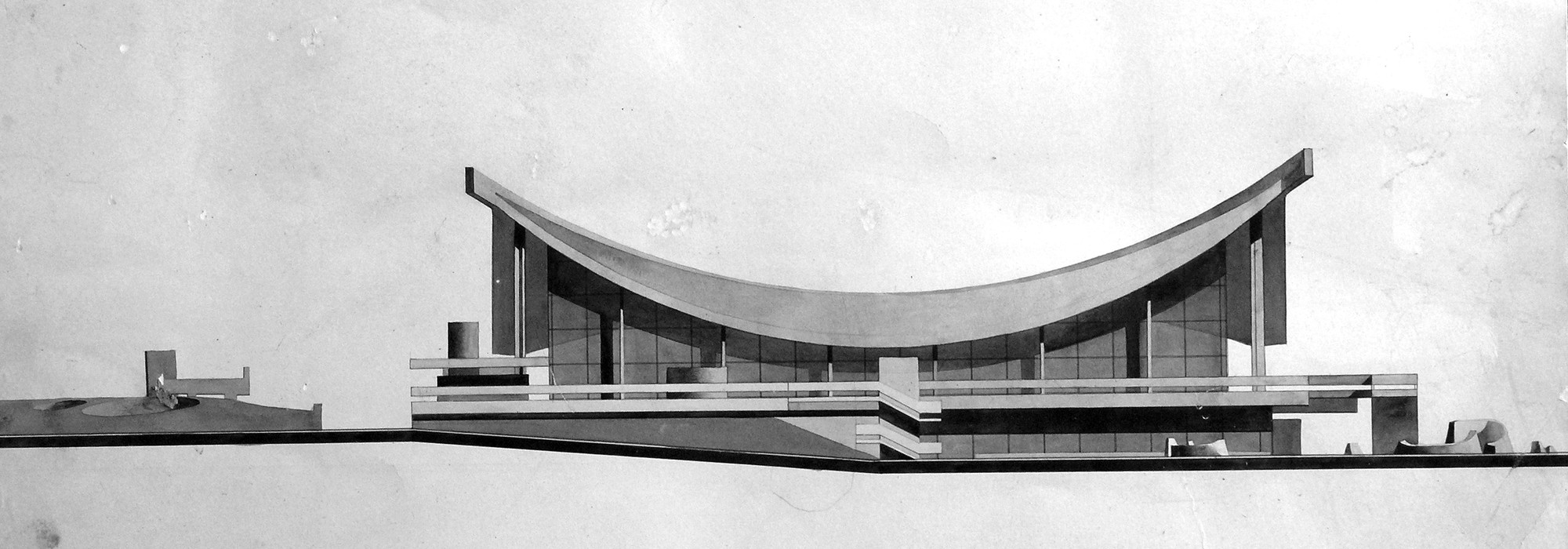 Gallery of superstructure 11 projects that defined kiev for Architecture 1970