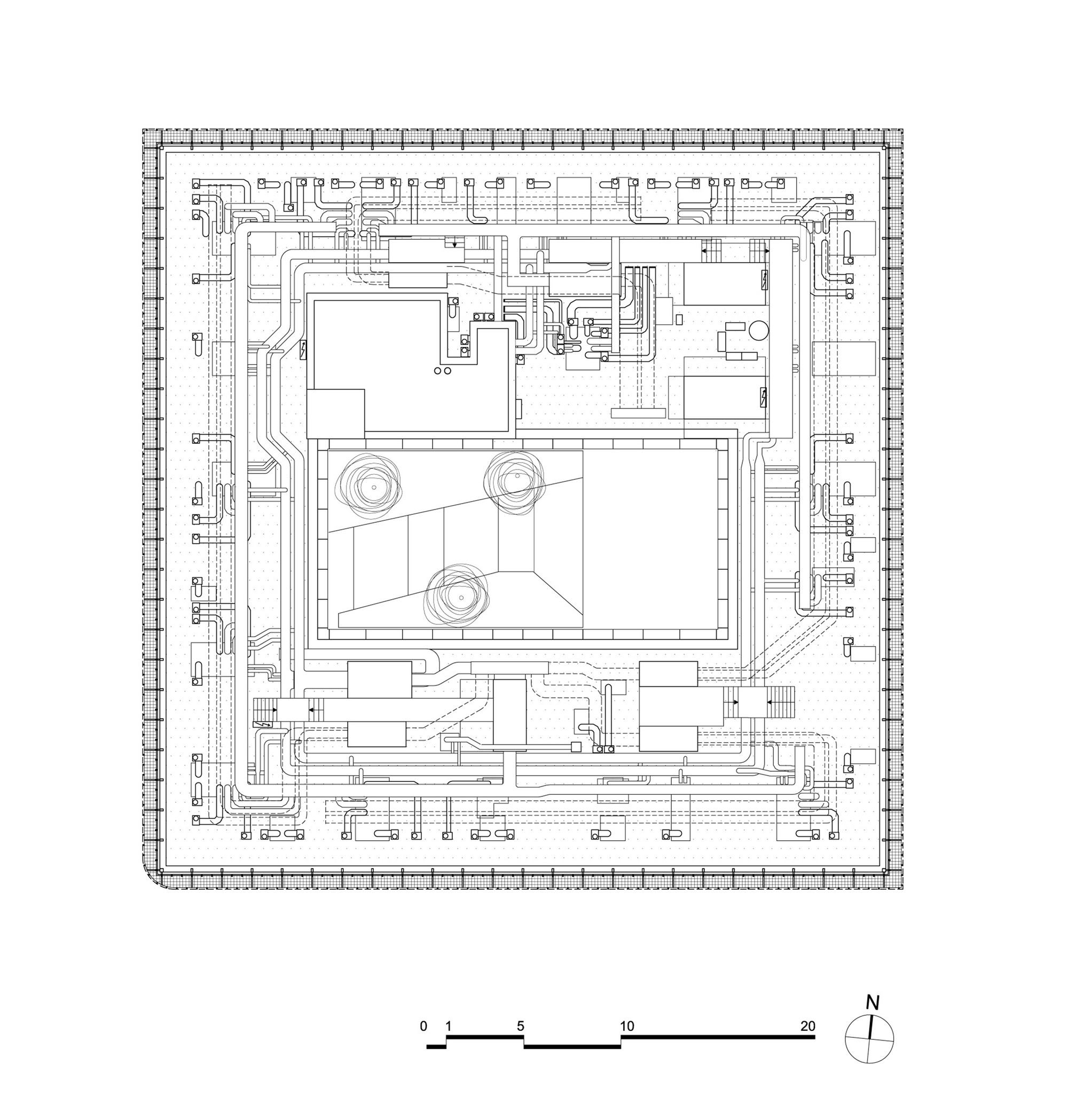 Floor Planning Tools In Asic: Gallery Of BIOPOLE Biotech Business Incubator