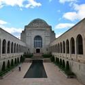 Memorial de guerra, Canberra, 1927. Imagen © Patty Jansen