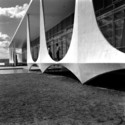 Palacio Presidencial, Brasilia. Imagen © Marcel Gautherot