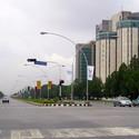 City Boulevard, Islamabad. Imagen © Shubert Ciencia
