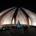 El Pakistan Monument. Imagen © Shahid Razzaq